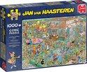 Jan van Haasteren Kinderfeestje puzzel - 1000 stukjes