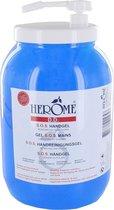 Herome Direct Desinfect -2500ml- Desinfecterende Handgel met 80% Alcohol