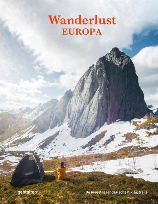 Boek cover Wanderlust - Europa van Gestalten (Hardcover)