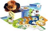 Leerpakket Spaans voor kinderen (PetraLingua) - Taalcursus DVD, Audio-CD, Boek, Speelkaarten en meer!