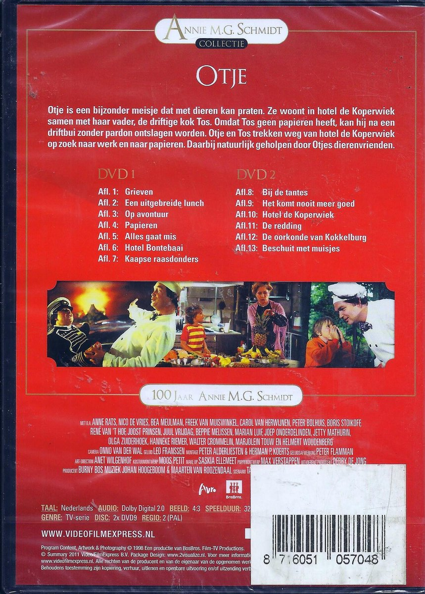 Otje - Dvd (S)