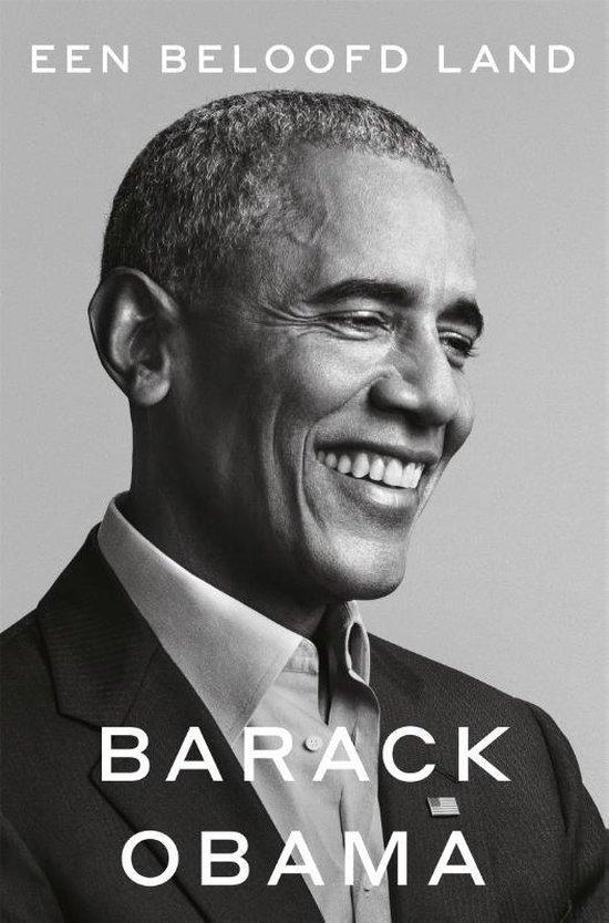 Boek cover Een beloofd land van Barack Obama (Hardcover)