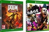 Doom Eternal + Rage 2 Double Pack - Xbox One