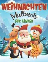 Weihnachten Malbuch fur Kinder