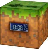 Paladone Minecraft Wekker