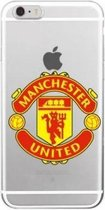 Manchester United logo hoesje iPhone X / Xs softcase