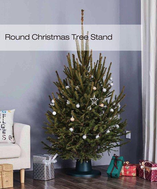 Kerstboomstandaard - Groen - Met klem