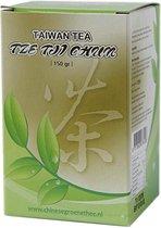 Groene thee Taiwan tea van de hele blaadjes Chinesedetox afslank thee 150 gram