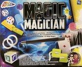 Magische Grote Goocheldoos - Goochelset - Goochel Truc Set - Magie - Goocheltruc - Goochel Doos - 40 Delige Toverdoos