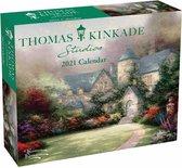 Thomas Kinkade Boxed Kalender 2021