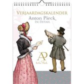 Anton Pieck Verjaardagskalender - In Detail (formaat 18x25)
