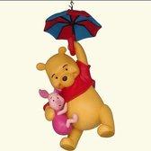Winnie the Pooh & Piglet - Hanging on umbrella - 61 cm
