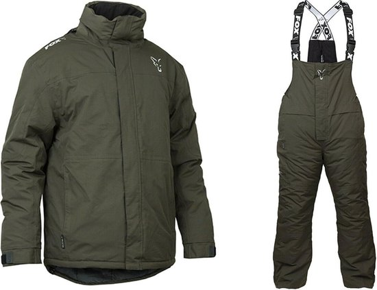 Fox Carp Winter Suit | Maat S