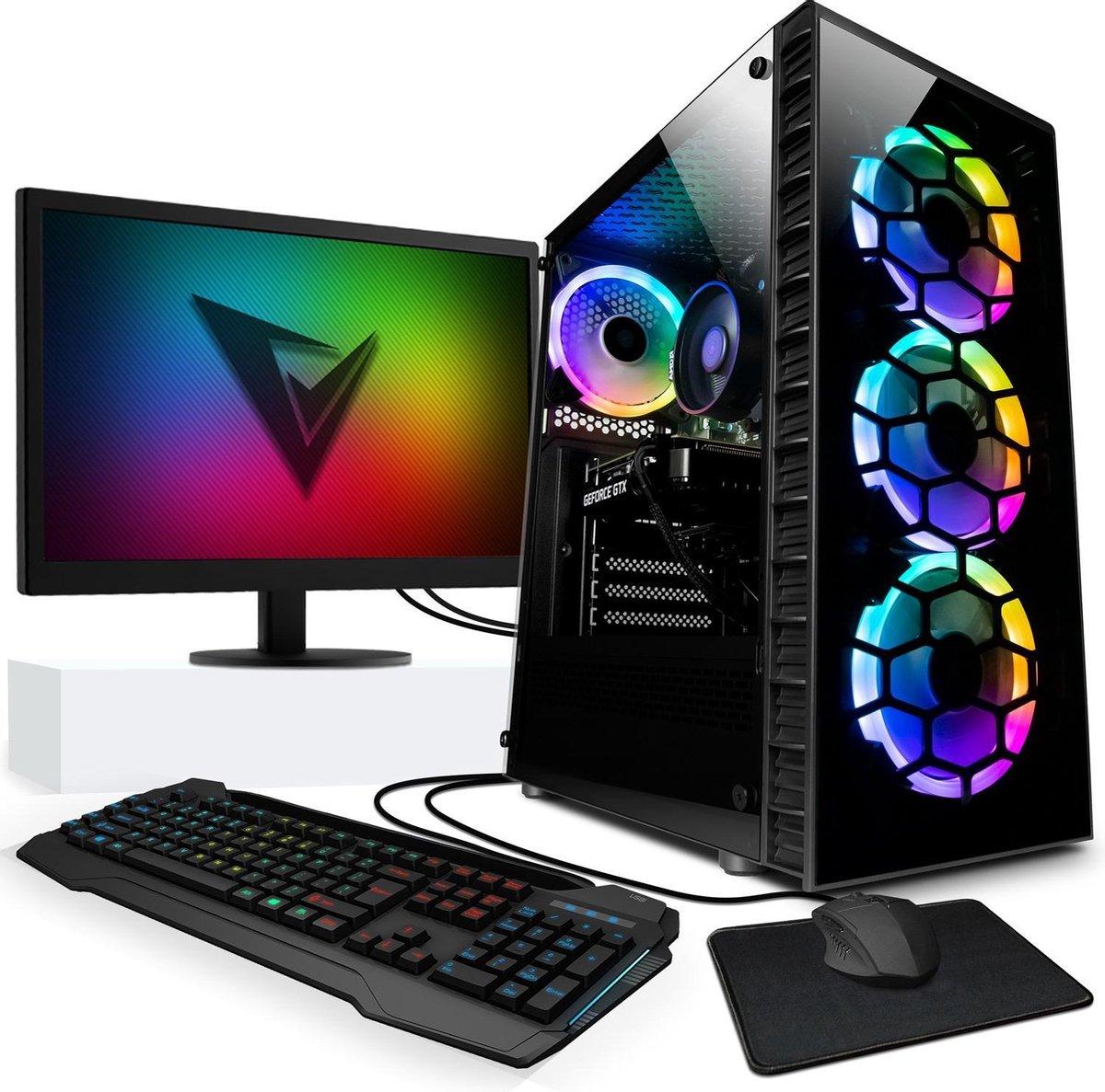 Vibox Gaming Desktop 9-6 – Game PC