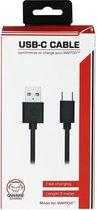 Qware Gaming USB Type C Kabel geschikt voor Nintendo Switch - 3 Meter