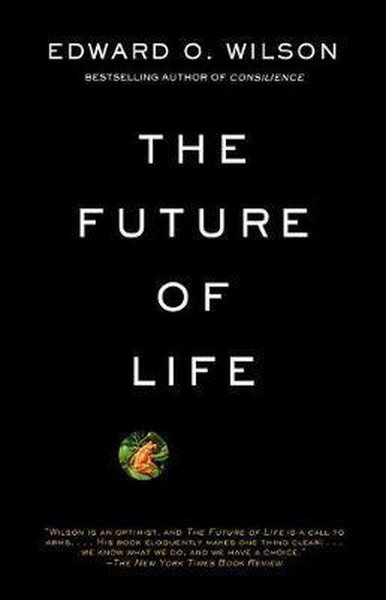 Boek cover The Future of Life van Edward O. Wilson (Paperback)