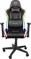 Trust GXT 716 Rizza - Gaming stoel met RGB verlichting - Zwart