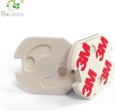 Stopcontact beveiliging, kinder en baby veiligheid (20 stuks)