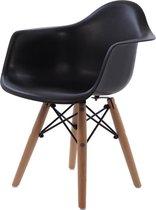 Kinder kuipstoel   Kinderstoel kuip   Zwart