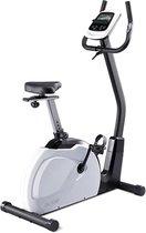 Xterra Hometrainer Fiets UB139 - Lage Instap - Ook geschikt voor Senioren / Minder Validen - Ingebouwde Luidsprekers & Transportwielen - Verstelbaar, Comfortabel & Ergonomisch