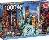 Jumbo puzzel New York City