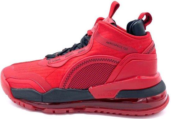 Nike Jordan Aerospace 720 - Gym Red/Black - Maat 42.5