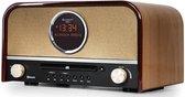 Soundmaster NR850BR - DAB+ radio - bruin