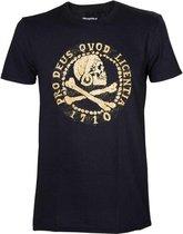 UNCHARTED 4 - T-Shirt Pro Deus Qvod Licentia (XL)