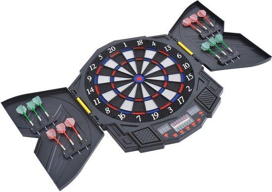 Afbeelding van het spel Homcom Elektronisch dartbord incl. 12 pijlen