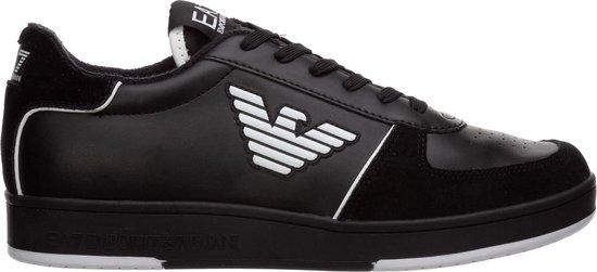 EA7 Sneakers - Maat 46 - Mannen - zwart,wit