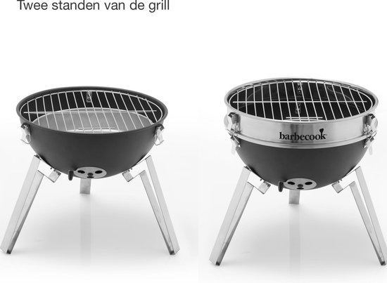 Barbecook Billy Barbecue | Bever