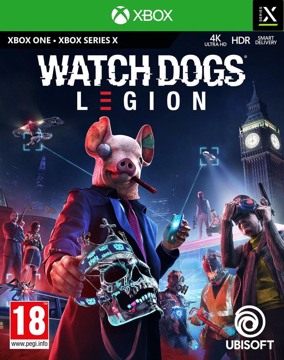 Watch Dogs Legion – Xbox One & Xbox Series X