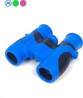 Verrekijker voor kinderen – Verrekijkers – Compact – 8x21 - Blauw