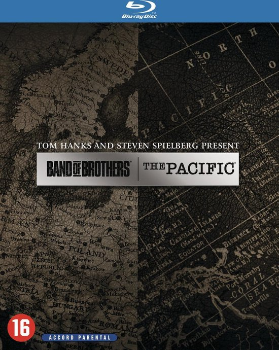 Band of Brothers & The Pacific (Blu-ray)