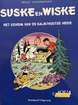 Suske en Wiske het geheim van de Kalmthoutse heide (speciale uitgave)