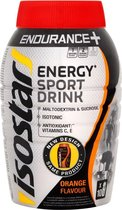 Isostar Long Energy Poeder Orange