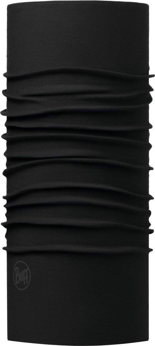 BUFF  Original Nekwarmer Unisex - Zwart - One Size