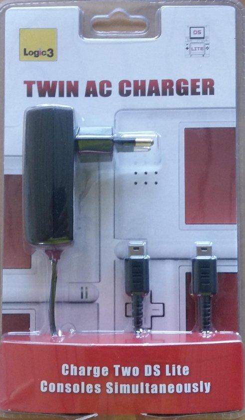 Oplader voor de Nintendo DS Lite / Twin charger