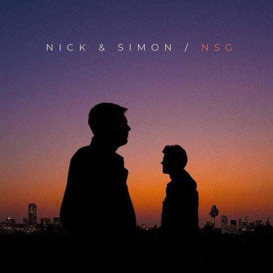 CD cover van NSG (Digipack) van Nick & Simon