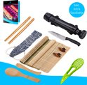 Sushi Bazooka - XXL Sushi Set - Sushi kit Incl. 2 Paar Chopsticks - Sushi Maker