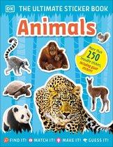 The Ultimate Sticker Book Animals