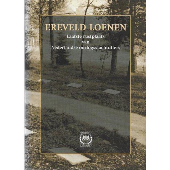 Boek cover Ereveld Loenen van Jan Heerze, Jack Kooistra en Joh (Onbekend)