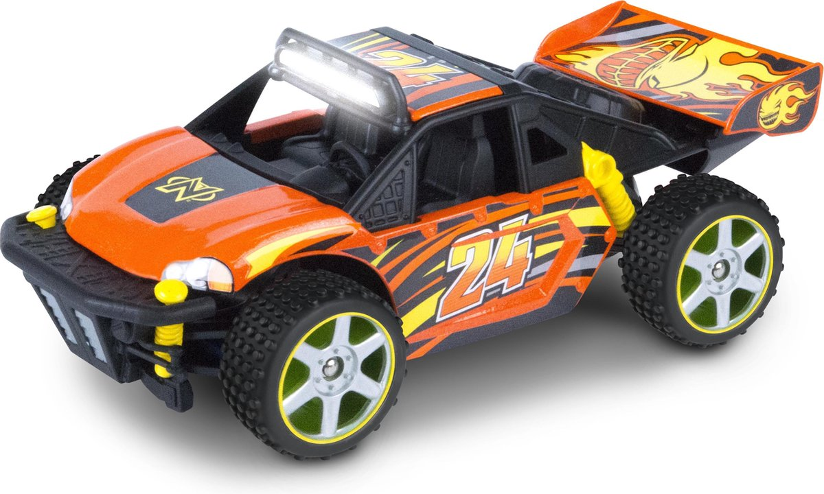 NIKKO Bestuurbare Auto - Race Buggies Hyper Blaze - RC Auto