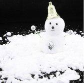 Instant Sneeuw | Kunst sneeuw | Nep sneeuw |1 zakje | 8 gr | kerst tafel decoratie |