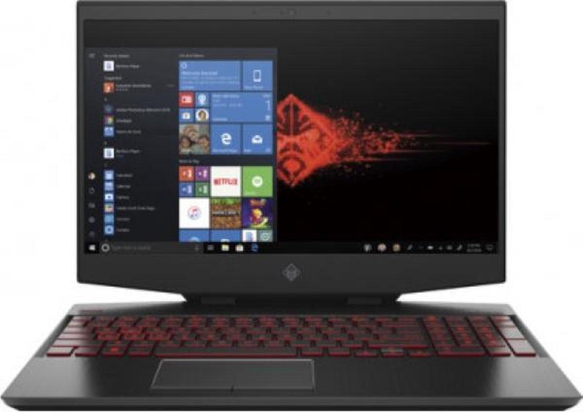 HP OMEN 15.6 FHD I7-10750H 16GB 512GB GTX1660TI