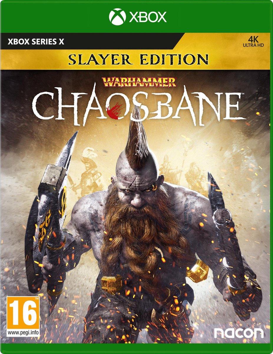 Warhammer Chaosbane Slayer Edition – Xbox Series X