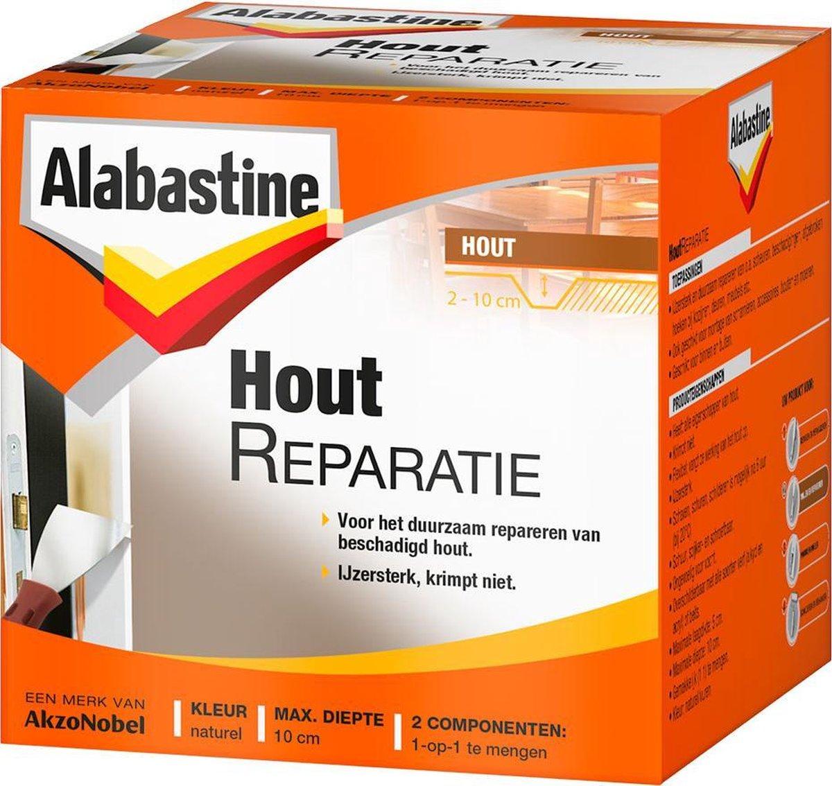 Alabastine houtreparatie - 500 gram