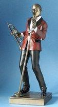 Body Talk Parastone Le monde Du Jazz Male Singer Red Jacket