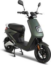 IVA E-GO S4 Elektrische Scooter Matgroen