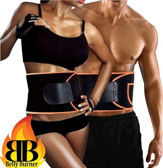 Levanda sauna band sweat belt - afslankband buik